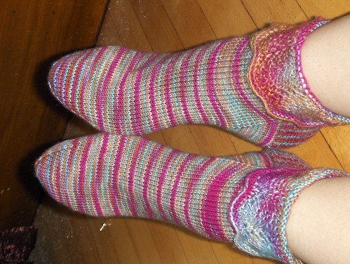 Summer of Love Lace Socks - 4 of 7