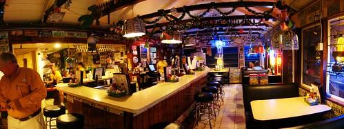 Mrs Mac's Restaurant in Key Largo, Florida, USA