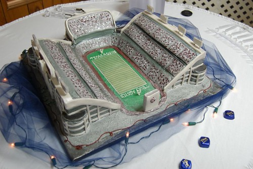Best Groom's Cake Ever
