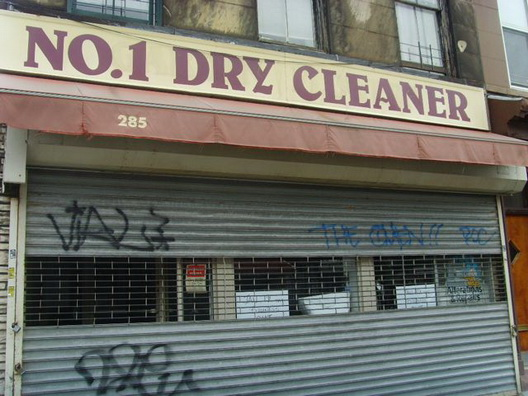 No 1 Dry Cleaner One