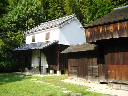 Farmhouse from Totsukawa, Nara