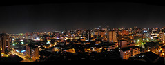 Bucaramanga night, Colombia by Fred Fraces