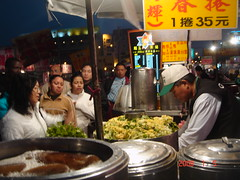 Tainan Night market