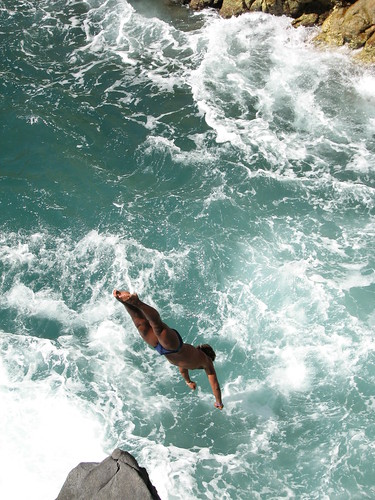 Cliff Dive Acapulco