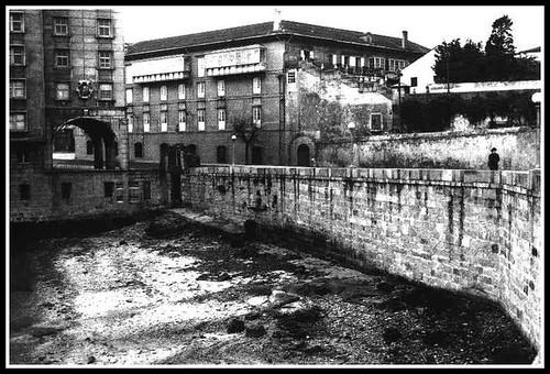 Calle Justicia A Coruña