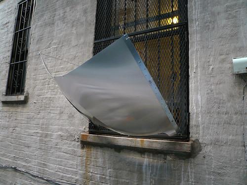 Sky Mirors / Displaced Fake Estates, Sheet Metal Revisions