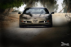 I Can see your Fear (MadVette) Tags: art kuwait corvette berserk vette q8 mti 472   madvette