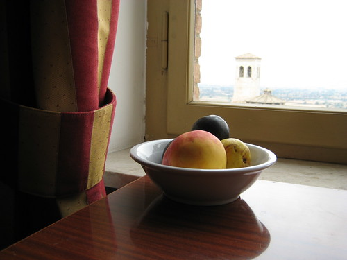 Assisi: Breakfast