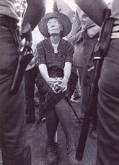 Dorothy Day 1973 (Bob Fitch photo)