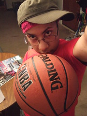 I rule you! (well poop) Tags: basketball justme