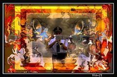 """""""..quanno passa la banda.."""" (sirVictor59) Tags: red italy music banda italia nikond70 melody giallo rosso soe viterbo tromba musicaitaliana abigfave platinumphoto aplusphoto complessodifiati sirvictor59"""