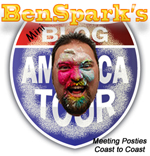 BenSpark's Mini Blog America Tour