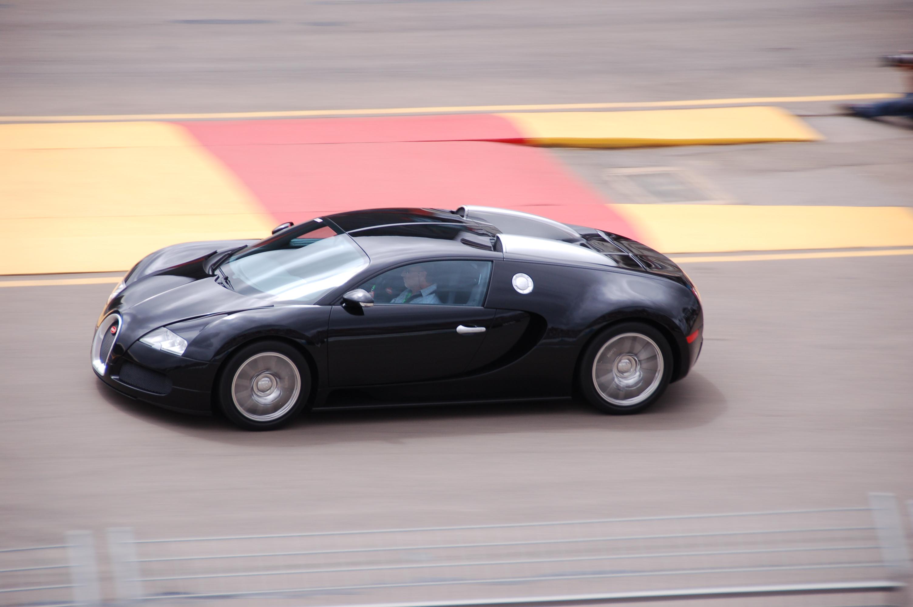 Bugatti Veyron Adelaide Australia Clipsal 500