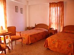 Hotel Deauville房間內部