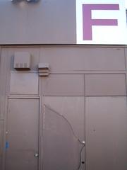you (rick) Tags: sanfrancisco brown f letter 2008 foundinsf gwsf gwsf5party gwsflexicon