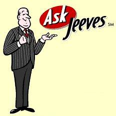 Ask Jeeves original logo
