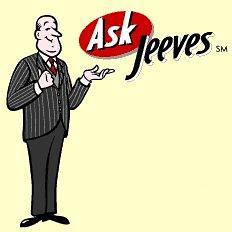 Ask Jeeves original logo