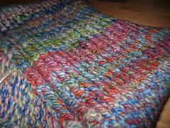 scarflette closeup
