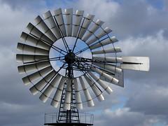 Windmill (stormblast1953) Tags: cloud mill water windmill wind blueribbonwinner mywinners zuidlaardermeer stormblast1953