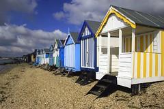 Beach Huts, Southend-On-Sea, Essex (curreyuk) Tags: england color colour beach huts essex beachhuts southend southendonsea 10faves totalphoto superaplus aplusphoto flickraward platinumheartaward grahamcurrey curreyuk qualitypixels peachofashot 5peaches gcuki