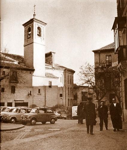 Plaza de San Vicente