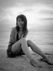 has been a while (AraiGodai) Tags: portrait people bw girl beautiful asian interesting grain explore silence thai araigordai raigordai araigodai