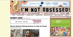 I'm Not Obsessed (blogbasics) Tags: celebrity blog gossip imnotobsessed celebritykids verasweeney