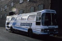 "GDM996X ""The Original"" (Zippy's Revenge) Tags: bus liverpool coach transport merseyside duple liverline gdm996x liverliner"