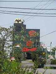 Jurassic Park themed hotel