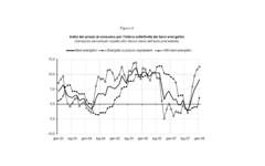 Prezzi al consumo energetici (termometropolitico) Tags: tasse politica deficit pil lavoro grafici economica macroeconomia