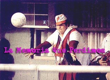 La Gorda Matosas Julio 1981