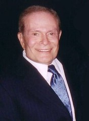A more recent photo of Jerry Herman.