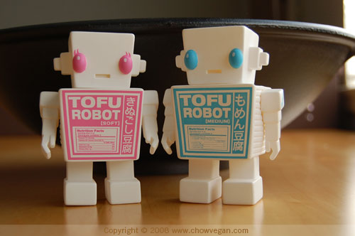 Tofu Robots