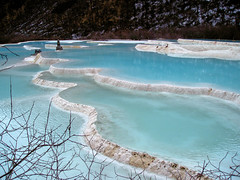 China Travel - Huanglong, Sichuan  (Lao Wu Zei) Tags: china travel nature photos unesco favourite  sichuan  huanglong  worldheritage     450views