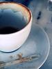 Coffee blues (Clara Zamith) Tags: blue music cup coffee café bar canon rebel interesting poetry blues sugar explore photograph frans explored xti 400d clarazamith