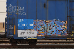 Else (All Seeing) Tags: graffiti cozy steel sp msk ha allseeing bkf mfg goldenwestservice sorad sixr