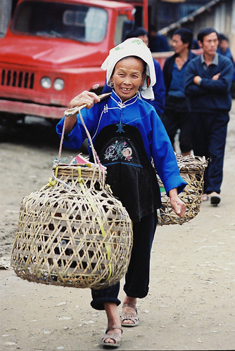 Xijiang off to market