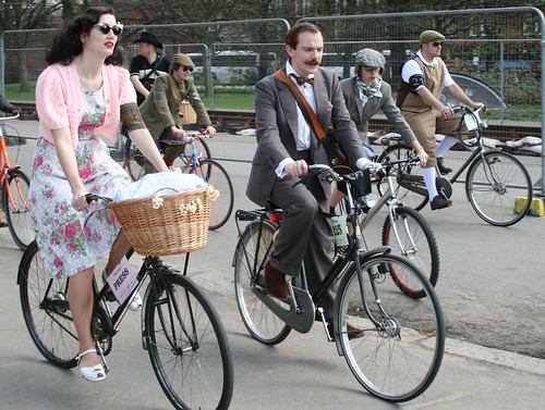 Tweed Run 006
