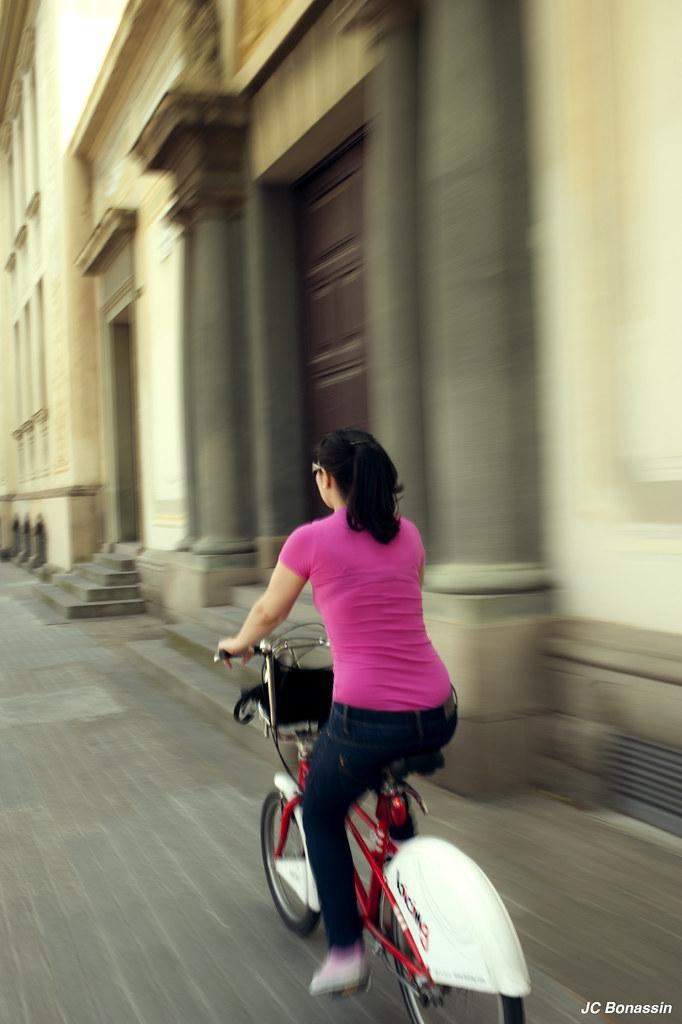 Bicing.... BCN