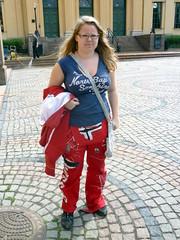 Noruega estudiante de mates en escuela privada