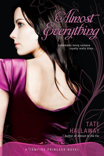 February 2012     Almost Everything (Vampire Princess of St. Paul, #3) by Tate Hallaway
