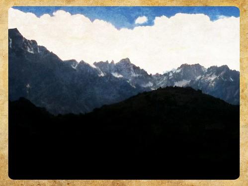 Mt. Whitney by JulieAndSteve
