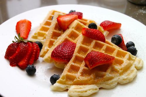 Sunday Waffles