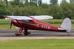 G-BVGW (QSY on-route) Tags: club fly 55 th aero in lincon sturgate egcs gbvgw 04062011