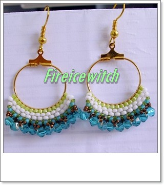 Pendientes Bastet by fireicewitch