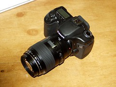 Canon EOS 40D w/Canon EF 100 f2.8 Macro USM