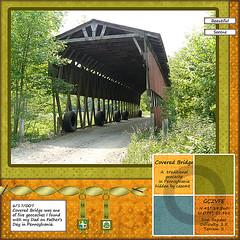 6-17-07 Covered Bridge
