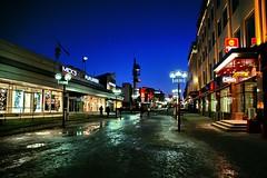 Rovaniemi by night (Lucio José Martínez González) Tags: street city travel viaje night suomi finland geotagged noche calle rovaniemi lappland ciudad 100club finlandia smörgåsbord laponia helluva 50club luciojosémartínezgonzález luciojosemartinezgonzalez cityskipgroup geo:lat=665023333333333 geo:lon=257331666666667