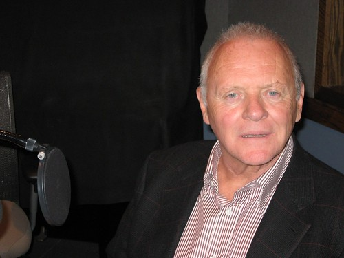 Hombre Lobo Anthony Hopkins