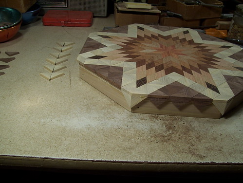 Making a Lazy Susan #42